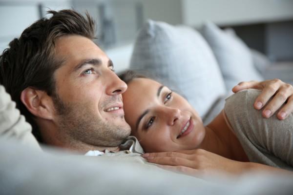 Интимные отношения супружеской пары фото