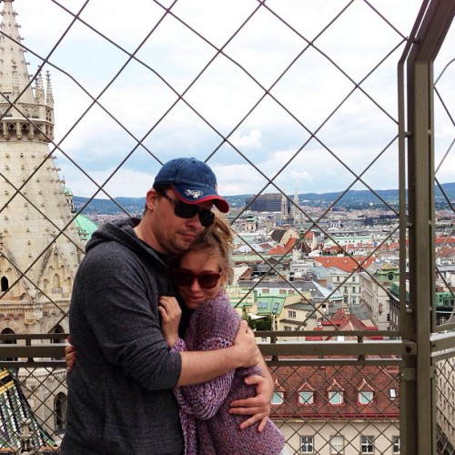 Гарик Харламов и Кристина Асмус умеют красиво отдохнуть