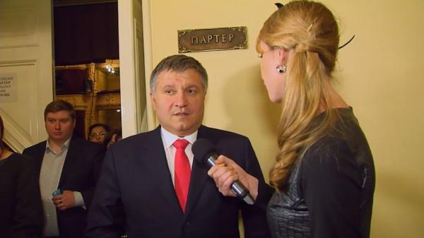 Арсен Аваков не считает своего сына мажором