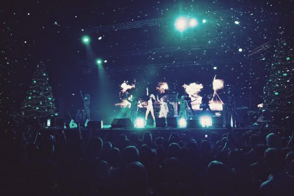 Концерт певицы Светланы Лободы