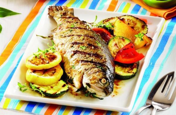 Рецепты рыба барбекю с фото камины электрические в кастораме воронеж