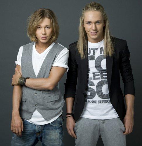 Группа БиС: Дмитрий Бикбаев и Влад Соколовский
