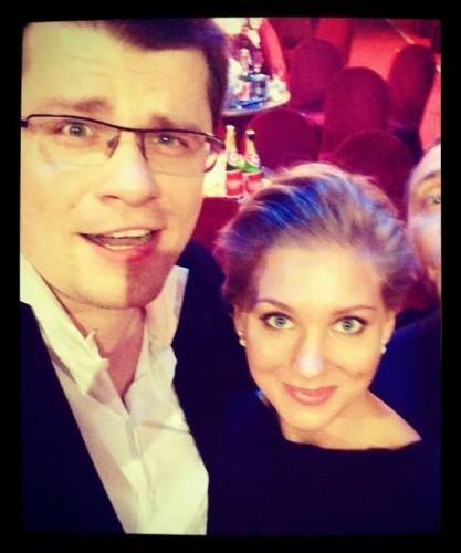 Гарик Харламов и Кристина Асмус вместе