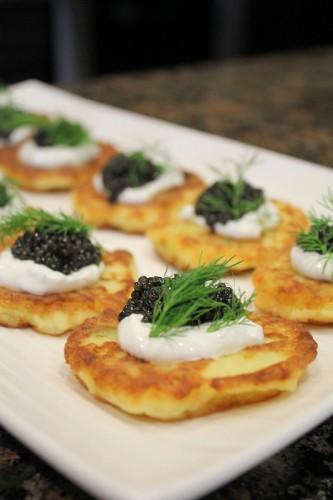 Рецепт                  Картофельные оладьи с зеленым луком