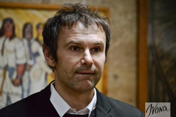 Святослав Вакарчук ничего не рассказывает о своей жене