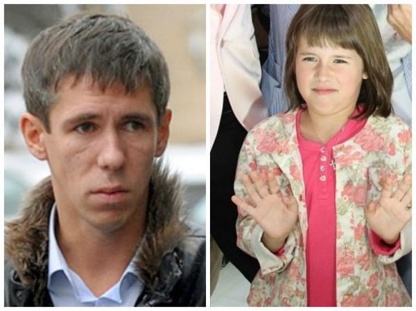 Алексей Панин и его дочь Аня