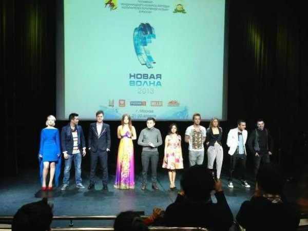 Новая волна 2013: от Украины два представителя отправится в Юрмалу