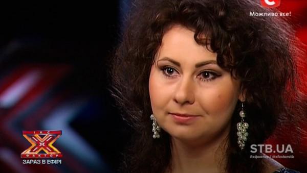 Х-Фактор 5: Ирина Цуканова