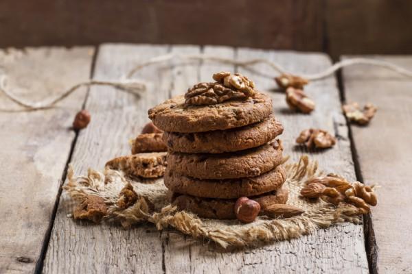 Ореховое печенье: рецепт