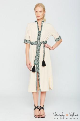 Платья с вышивкой украина