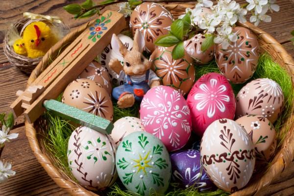 Светлый праздник Пасхи в 2015 году празднуется 12 апреля