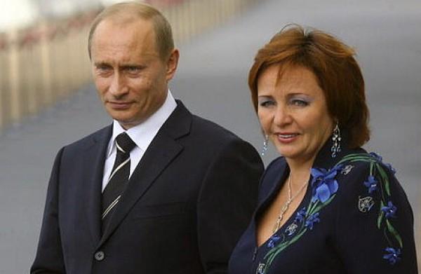 Владимир Путин разводится с женой