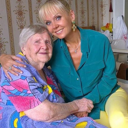 Бабушка Валерии умерла в Самаре