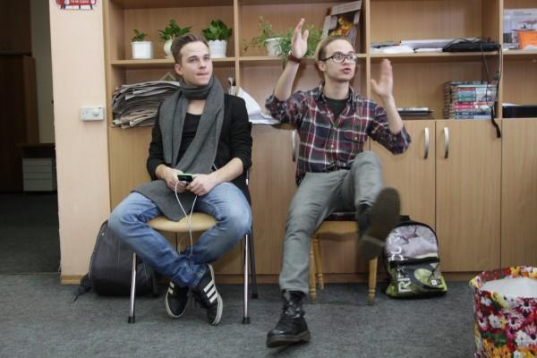 Братья Борисенко рассказали о звездах
