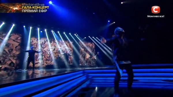 Х-фактор 7 сезон суперфинал: на сцене Detach и Юлия Санина