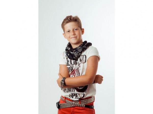 Андрей Бойко, представитель Украины на конкурсе Детская новая волна