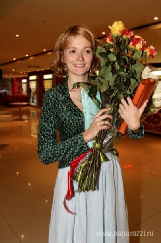 Надежда Михалкова сильно похудела после родов