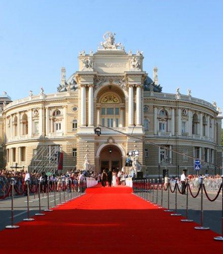 13 июля открытие Одесского международного кинофестиваля