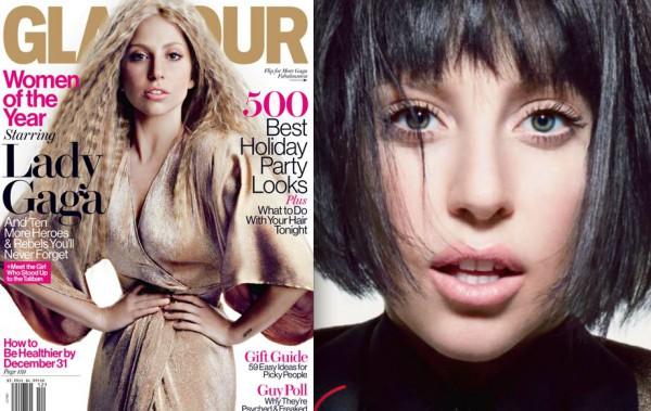 Эпатажную  Lady GaGa признали женщиной года