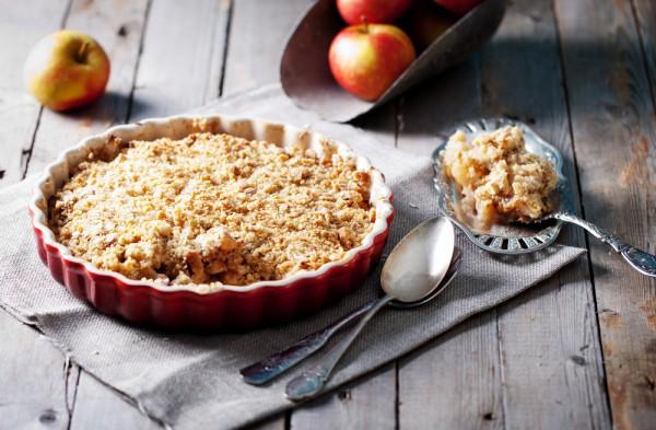 Завтрак из яблок рецепт