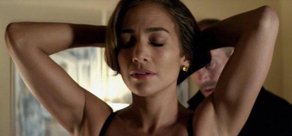 Дженнифер Лопес и Джейсон Стетхэм слишком увлеклись во время любовных сцен