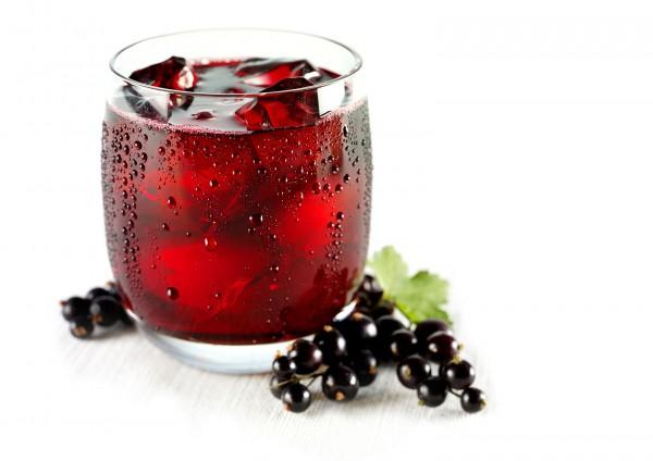 Черносмородиной чай