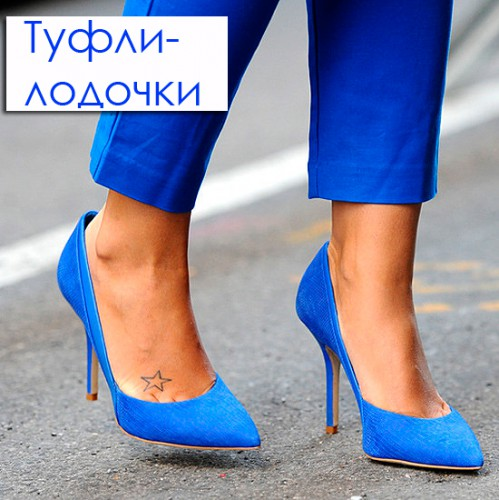 Модная обувь 2012 от Burberry Prorsum | Мода