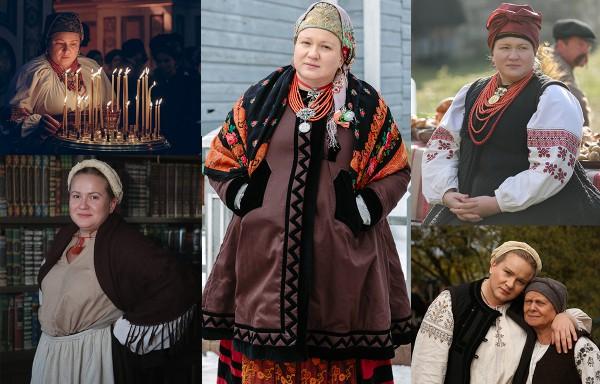 Олеся Жураковская – кухарка Павлина