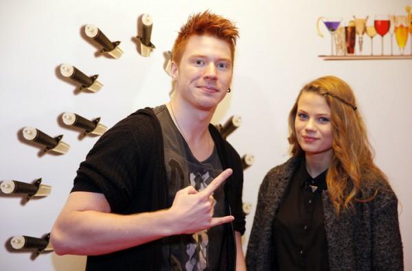 23-летний Никита Пресняков встречается со школьницей