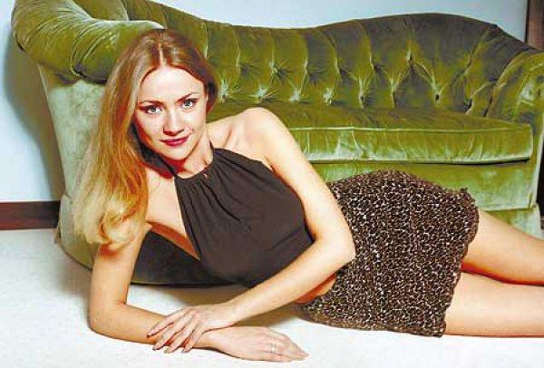 Мария Миронова чаще появляется на публике с мейк-апом