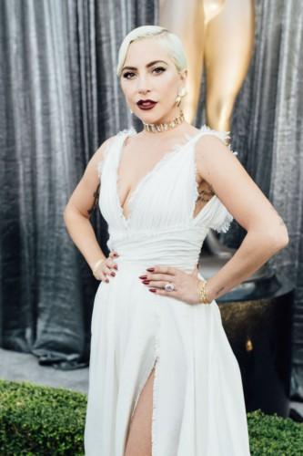 Леди Гага стала главной звездой красной дорожки