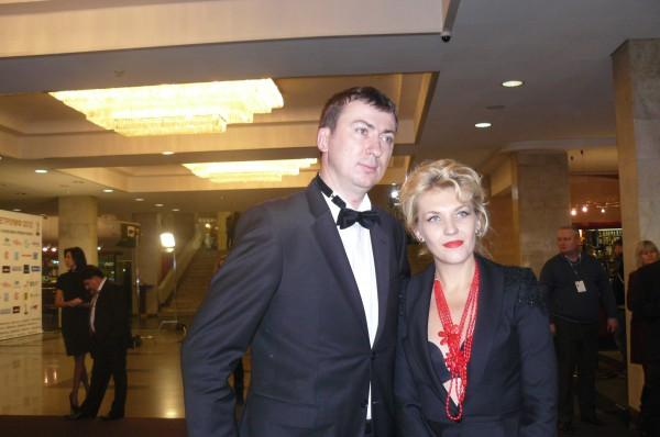 Телетриумф 2012: Валерий Жидков и Мария Жидкова