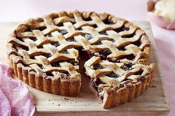 Рецепт                  Линцер-торт: Рецепт приготовления