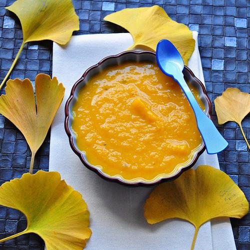 Рецепт                  Суп-пюре из кабачков и картофеля
