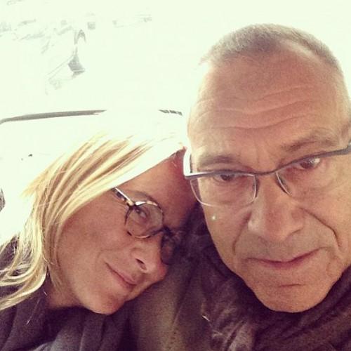 Юлия Высоцкая показала совместное фото с мужем