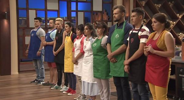 МастерШеф 6 сезон 23 выпуск: участников разделили на пять команд