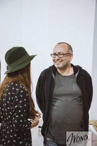Петя Листерман приехал в Киев ради Недели моды