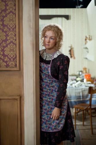 Дарья Мороз дала интервью в рамках премьеры нового сериала
