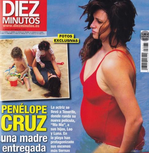 Пенелопа Крус беременна