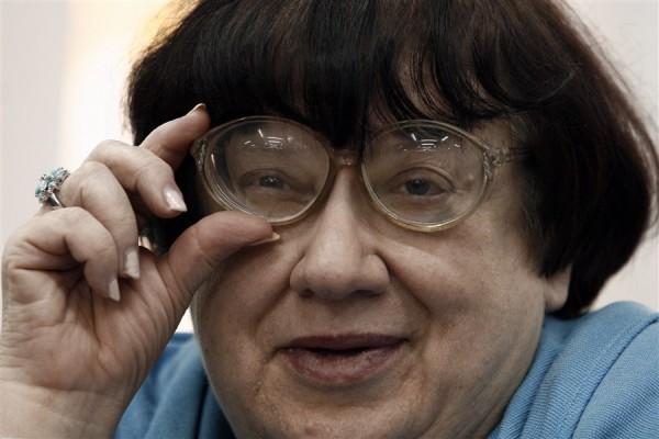 В Москве скончалась Валерия Новодворская