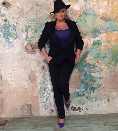 Российская певица Анна Семенович рассказала о новом питомце своих родителей