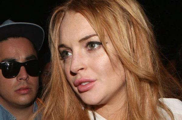 Линдси Лохан преследуют неприятности связанные с ДТП