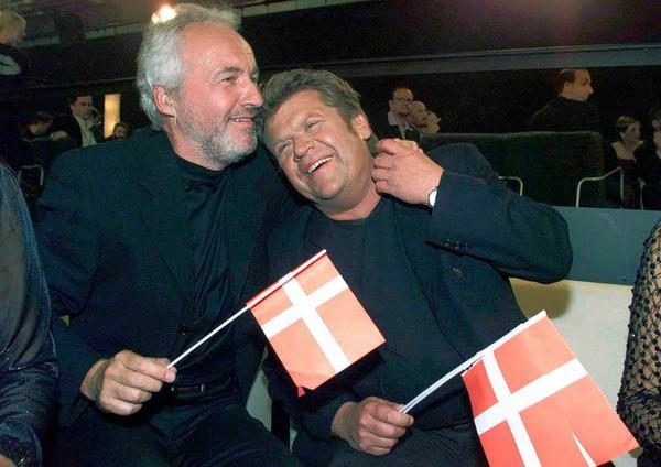The Olsen Brothers – победители Евровидения 2010