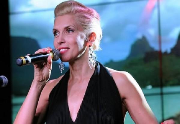 Российская певица Алена Свиридова