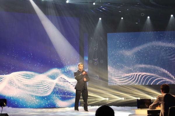 Х-фактор 4: Михаил Мостовой рассказал о первом прямом эфире