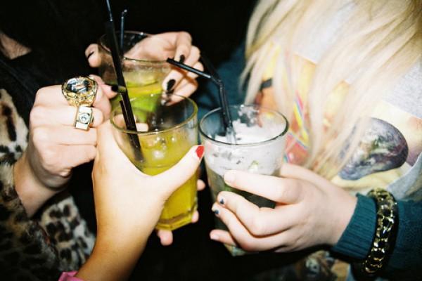 Cамыми калорийными являются алкогольные коктейли