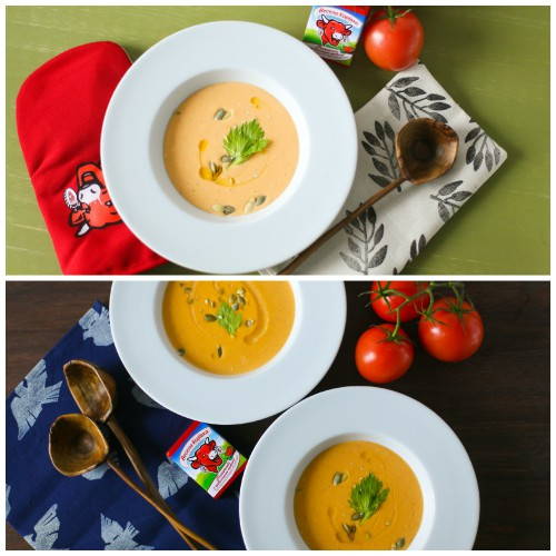 Наслаждаемся вкусным и ароматным обедом