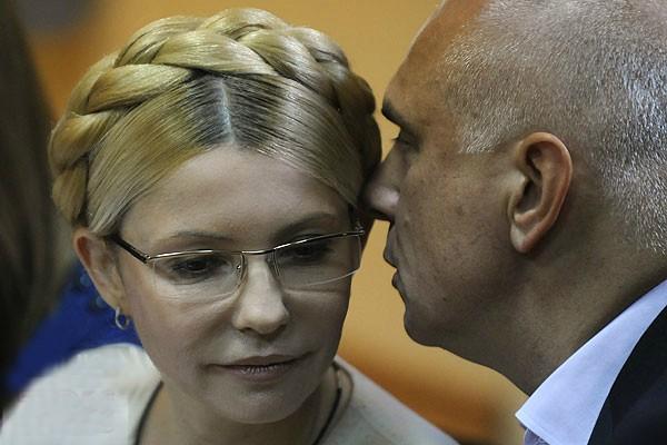 Сексуальные похождения юлии тимошенко украина