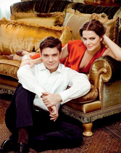 фото елизавета боярская с сыном