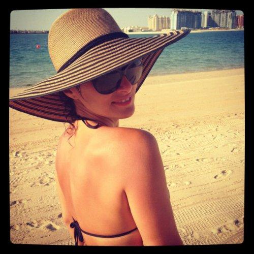 Тина Канделаки выкладывает фото в блоге